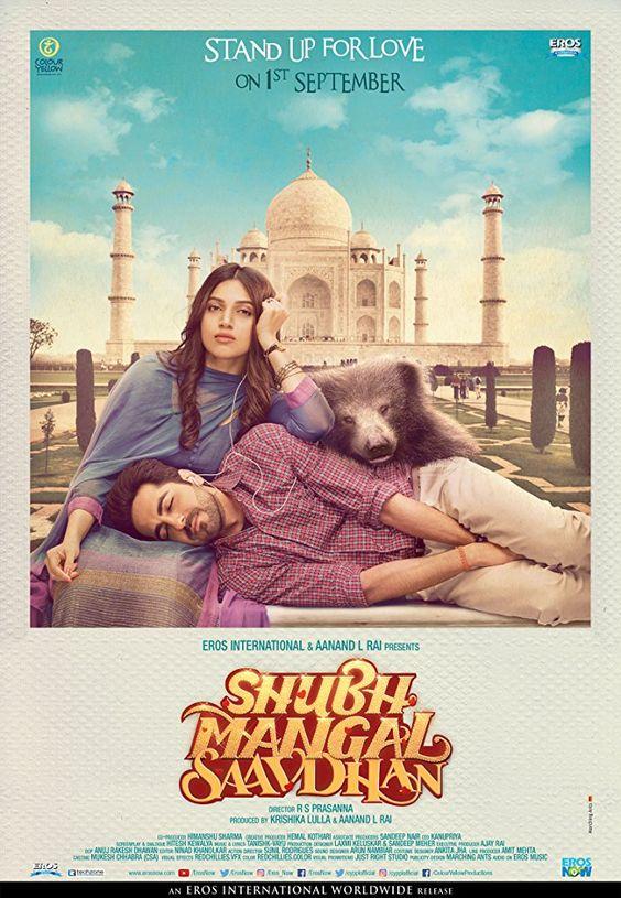 Shubh Mangal Saavdhan (2017) DVDRip