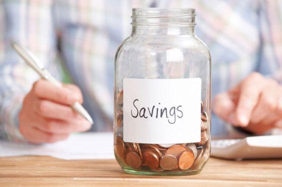 Set up a selection of short, medium and long term savings accounts
