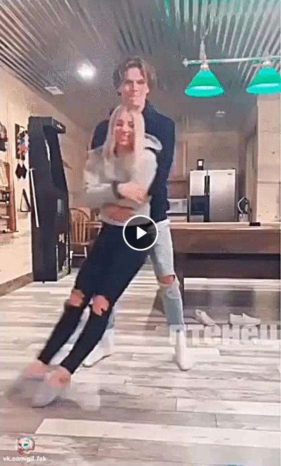 Nova dança inventada.