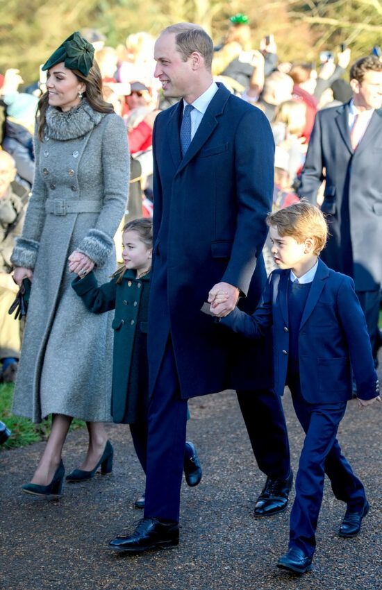 Duchess Of Cambridge Makes First Appearance Of 2020 In Feathered Fedora Dress Like In 2020 Prince William And Kate Duchess Of Cambridge Prince William And Catherine