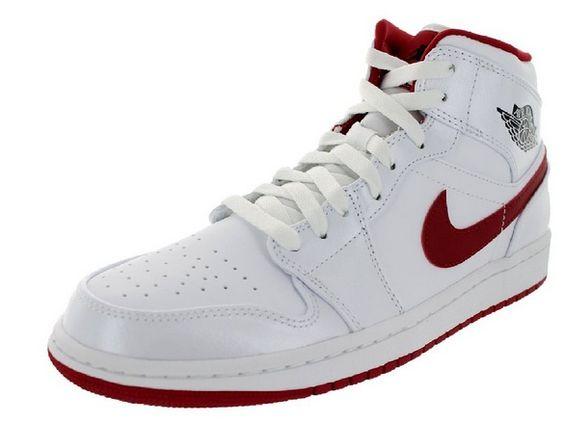 cool Nike Jordan Men's Jordan 1 Mid Basketball Shoe - For Sale Check more at http://shipperscentral.com/wp/product/nike-jordan-mens-jordan-1-mid-basketball-shoe-for-sale-7/