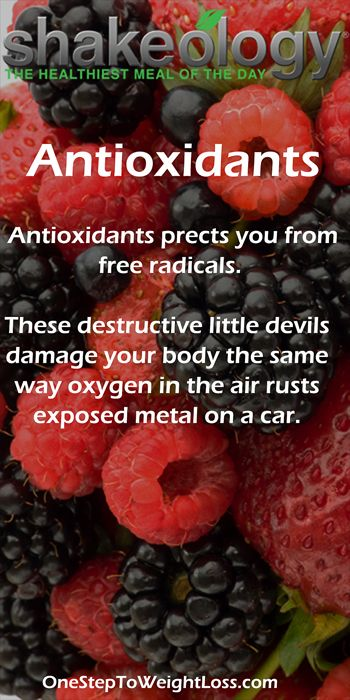 Understanding the Shakeology results comes from looking into the Shakeology ingredients. Antioxidants are very powerful in helping your health! www.beachbodycoach.com/mfemrite55