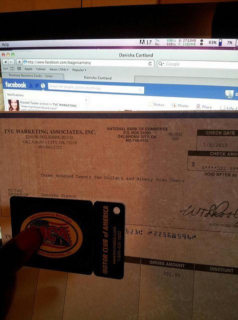MCA Payment Proof..Get started today www.tvcmatrix.com/DanishaGipson     MCA TVC Matrix