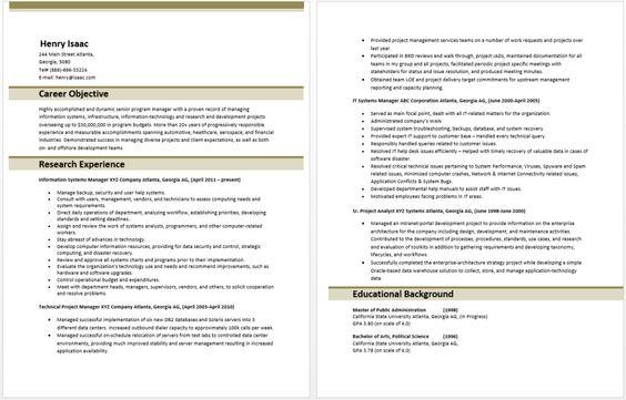 Technology Manager Resume Manager Resume Samples Pinterest - liquor store clerk sample resume
