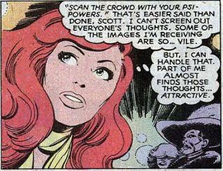 Jean Grey. (X-Men Vol.1 #130)