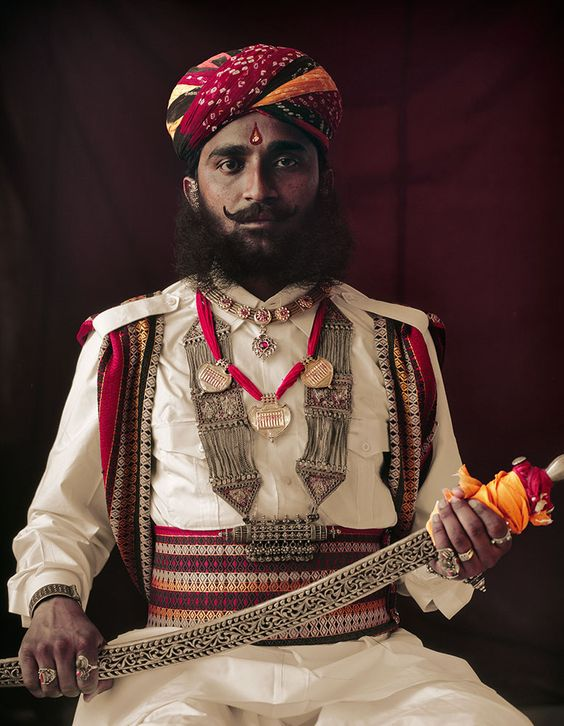 Rabari people - India | From the series: Before they pass away by Jimmy Nelson: