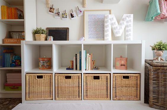 Baby girl's room decor / Habitación de bebé niña. La chica de la casa de caramelo: La habitación de Miranda