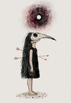 Dark Creepy Drawing Challenge Creepy Drawings Drawing Challenge Art Prompts