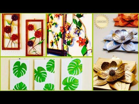 Awesome Summer Themed Wall Decor Ideas Gadac Diy Craft Ideas For
