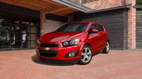 Build Your Own Small Car 2016 Sonic Chevrolet