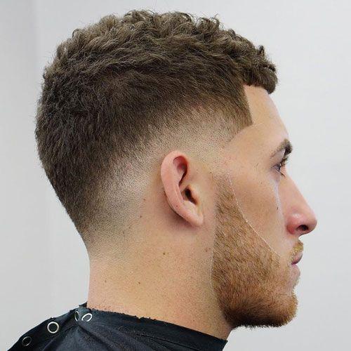 Drop Fade Cool Haircuts For Men 4