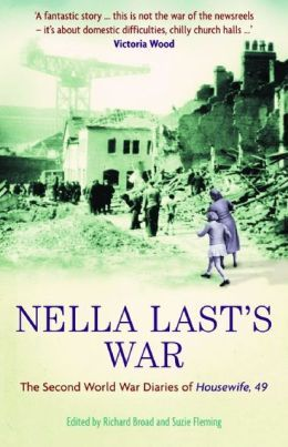 Nella Last's War: The Second World War Diaries of Housewife, 49. How engrossing these diaries are and how heartening is Nella's determination to do what she can, as well as she can, trusting that everyone else will do the same and that somehow Britain will emerge into the light. I've recommended this book to so many people.