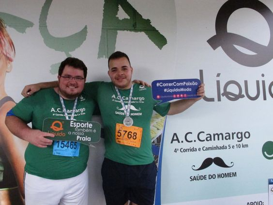 4ª Corrida e Caminhada A.C. Camargo 2014 - Saúde do Homem