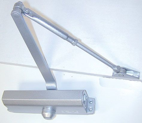 Commercial Back Check Door Closer