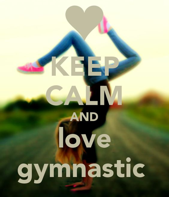 i love gymnastics and i dont do it but i really love it i can do crab, kinda do cartweel, flip, and i can kinda do splits.