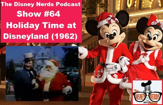 The Disney Nerds Podcast Show #64