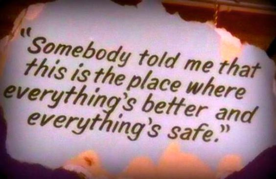 One Tree Hill Quote - good to know everyone has a place like that. Just gotta find it.