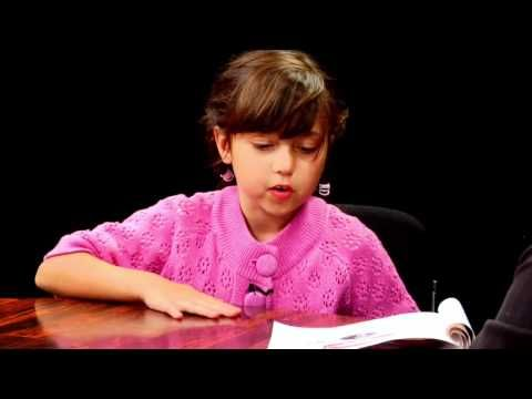 Amy Poehler interviews a 7 year old feminist.