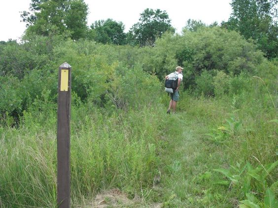 one thru hikers story