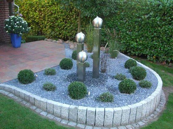 Möbel Und Zubehör, Gartenbrunnen berlin gestalten ideen ...