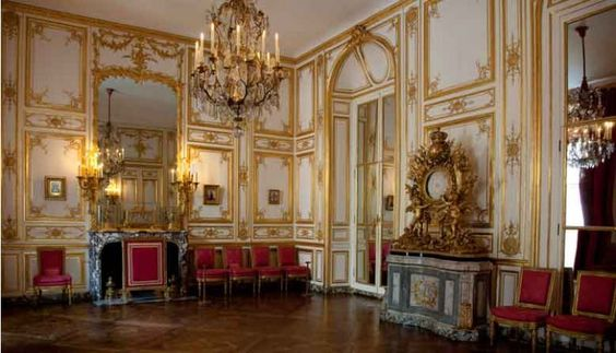 Private appartments in Versaille