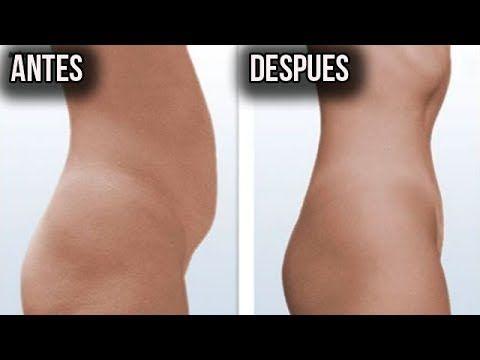 Como adelgazar tripa y muslos