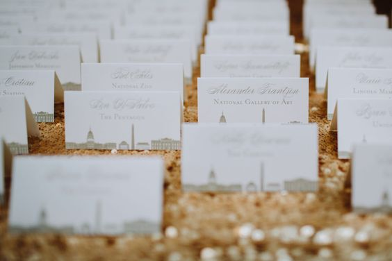 Bright Occasions, St. Regis Wedding, Washington, DC, Photography by With Love and Embers