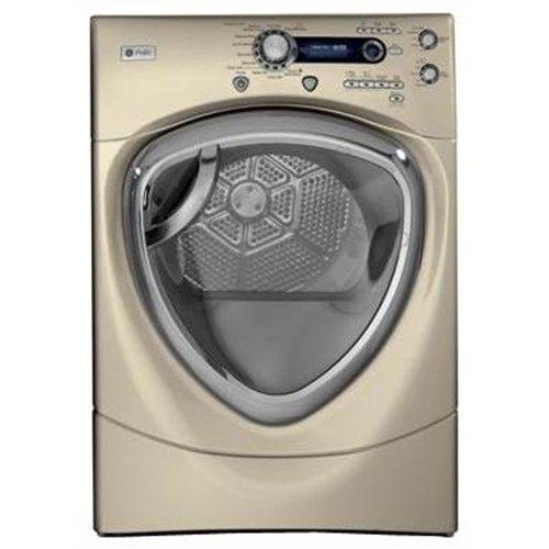 GE Appliances 7.5 Cu. Ft. Front-Load Electric Steam Dryer #GE #appliance www.olindes.com