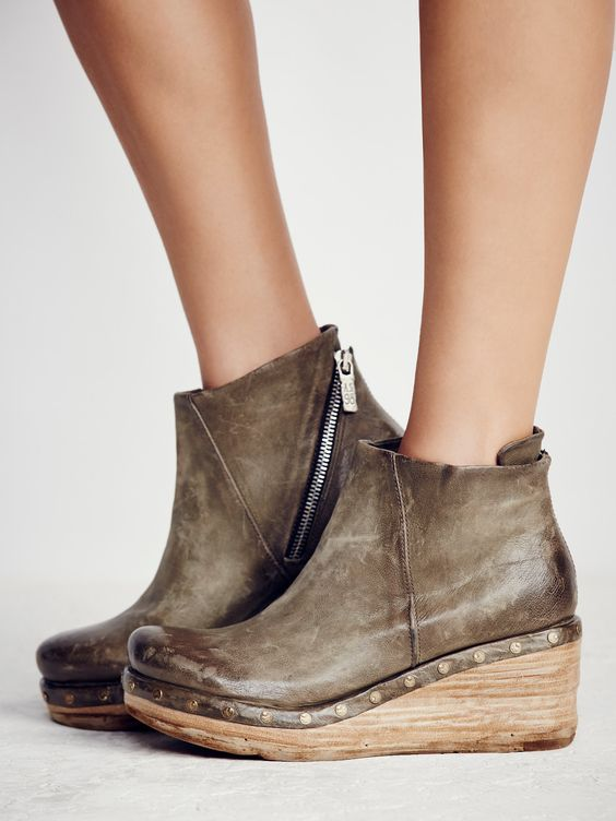 Best ideas about Clog Ankle, Clog Boot and Ankle Boots on ...