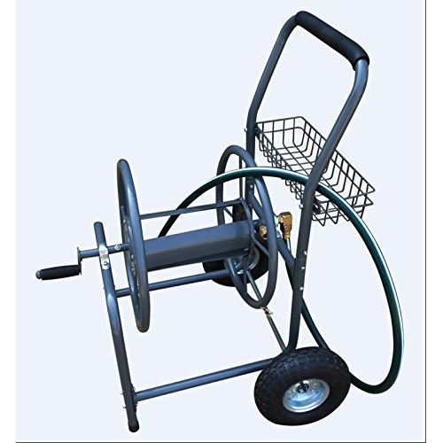 Yard Tuff Ytf 26058hrc2 Reel Hose Reel Cart Hose Reel Yard Cart
