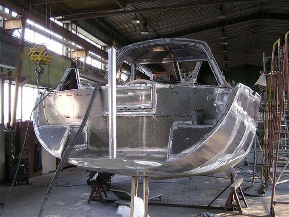 Aluminium boats, Boats and Google on Pinterest