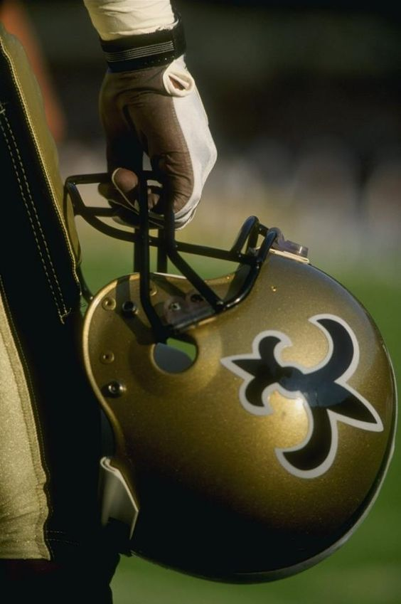 Happy 46th birthday to the New Orleans Saints! On November 1, 1966 the city was awarded the 16th NFL... pinned with @PinvolveLove