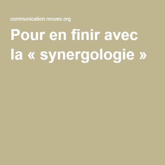 Pour en finir avec la «synergologie»