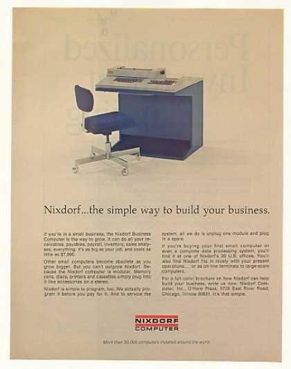 Nixdorf Ad.