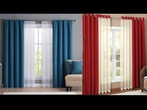 30 Latest Curtains Designs 2020 In 2020 Latest Curtain Designs