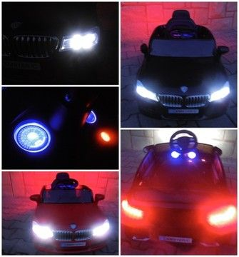 Cabrio B4 Auto Na Akumulator 2 Silniki Pilot 2 4g Auto Pilot Darth