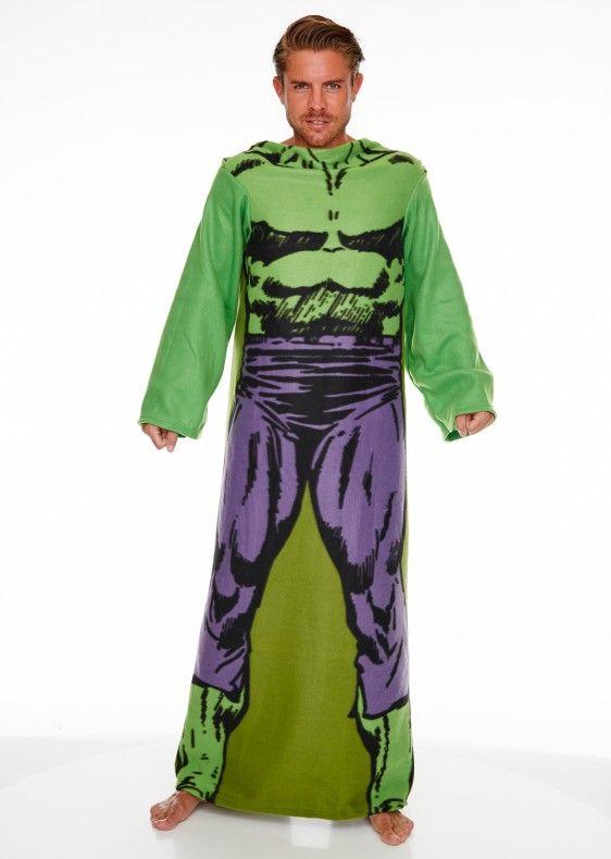 Marvel The Hulk Adult Lounger | Groovy UK Ltd
