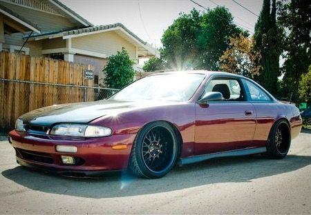 #Nissan #Silvia #S14 #Zenki #Slammed #Stance #JDM #Modified