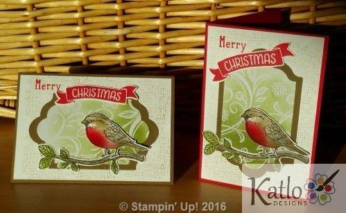 Best Birds Bundle Christmas Cards