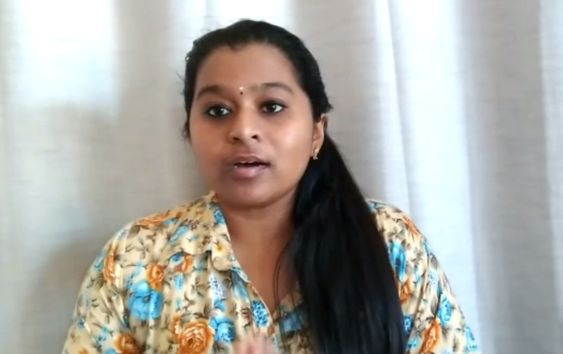 Rukmini Ashokkumar playback singer
