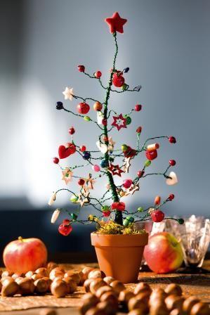 Drahtb umchen schriftarten ps und weihnachten - Weihnachtsbaum obi ...