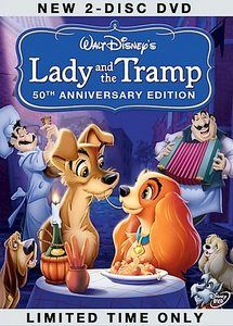 Disney Lady and the Tramp (DVD 2006 2-Disc Set Platinum Edition) Missing Disc 2