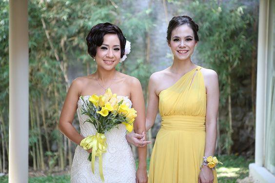 Pernikahan Stephanie dan Juzzon di Plataran Borobudur, Jawa Tengah