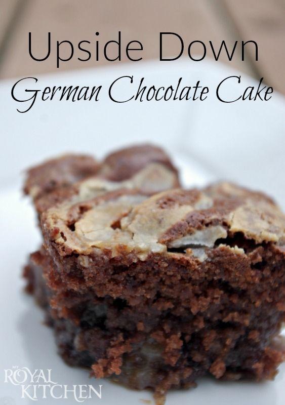 German chocolate cakes, German chocolate and Chocolate cakes on ...