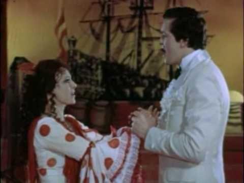 Frasquita Operetta By Franz Lehar Duet Dances Mpg Youtube Operetta Duet Musical Comedy