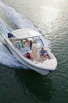 Grady-White Boats : Freedom 285 - 28' Dual Console