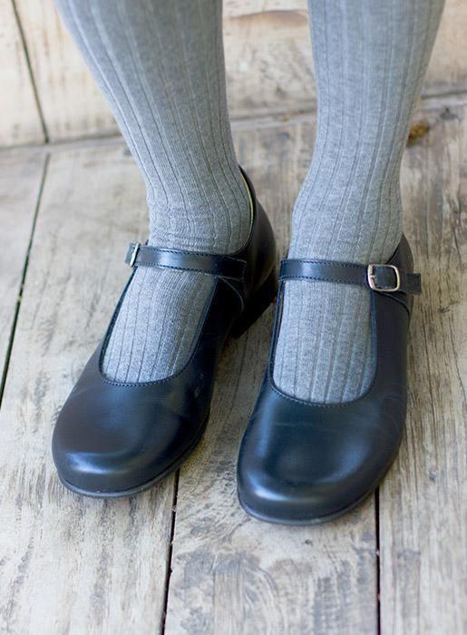 Hampton Classics Kate School Shoes in
