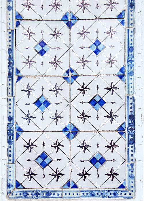 Azulejos antigos no Rio de Janeiro: Glória IIb - ladeira de Nossa Senhora