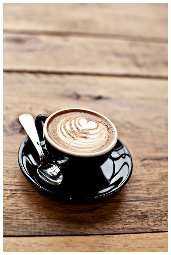 It would be great to marry someone who knows how to brew a good cup of Joe and can put a heart in your mug just to show you how much he cares!