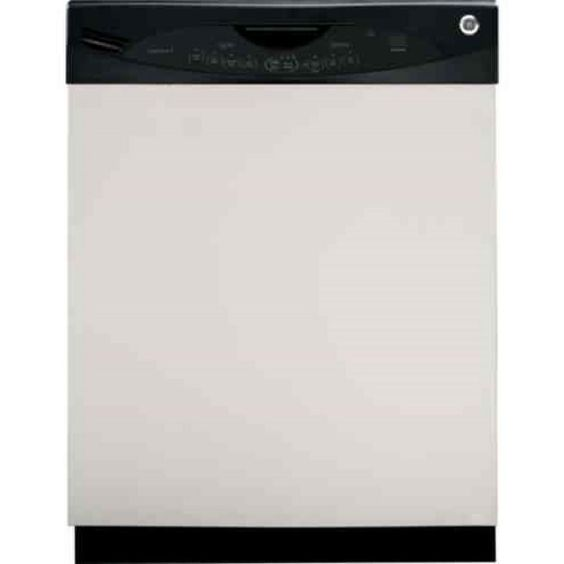 GE Front Control Dishwasher in Stainless Steel with Stainless Steel Tub, ADA Compliant-GLDA696FSS - The Home Depot